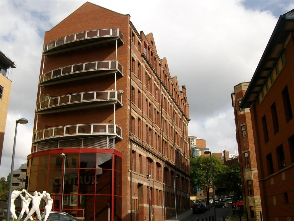 1 Bedroom Flat for sale in Great George Street, Leeds