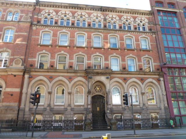 Studio Flat for sale in Wellington Street, Leeds