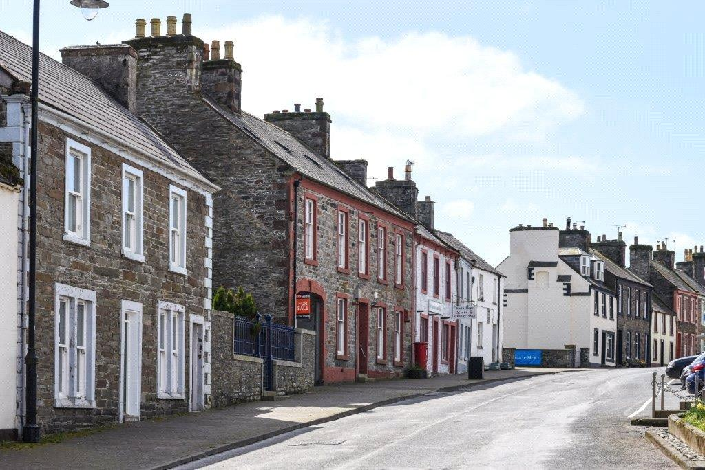 6 Bedrooms Terraced House for sale in The Old Post Office, 68 George Street, Whithorn, Newton Stewart, DG8