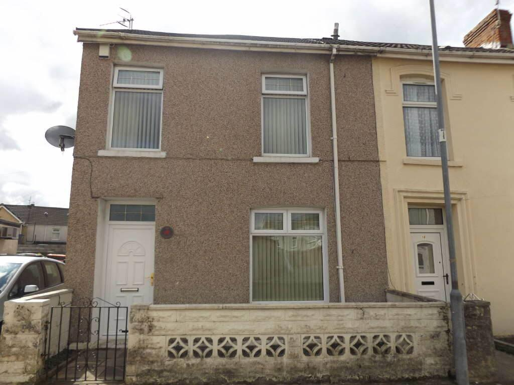3 Bedrooms Terraced House for sale in Als Street, Llanelli