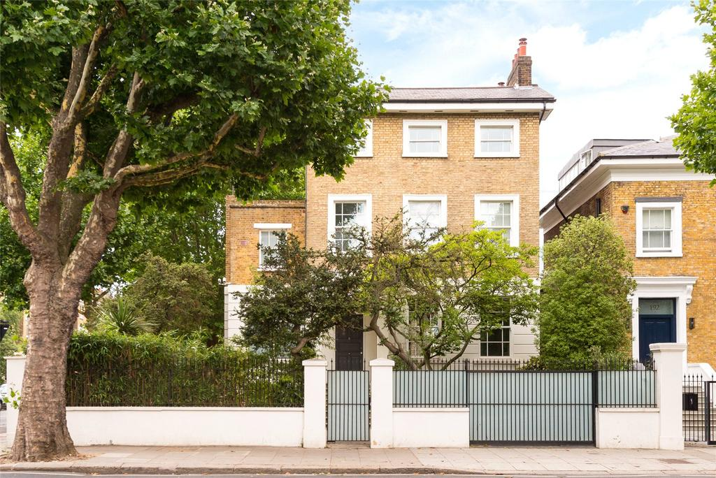 4 Bedrooms Detached House for sale in Sutherland Avenue, Maida Vale, London, W9