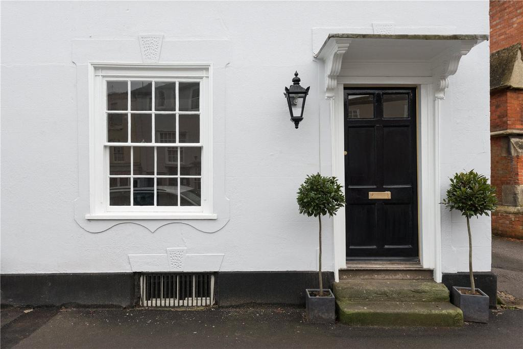 3 Bedrooms End Of Terrace House for sale in Long Street, Devizes, Wiltshire, SN10