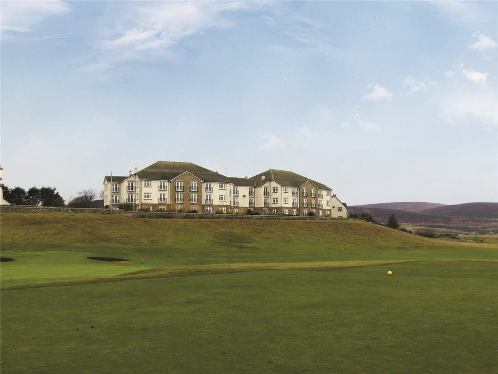 2 Bedrooms Flat for sale in The Links, Golf Road, Brora, Sutherland