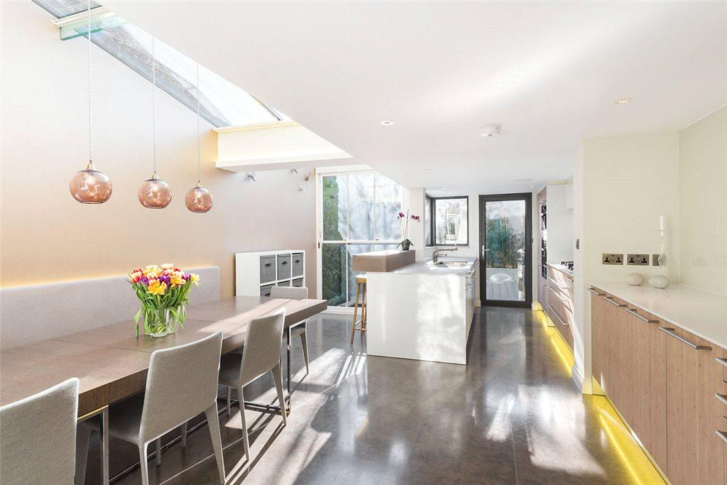 4 Bedrooms Terraced House for sale in Ladbroke Road, Notting Hill, London