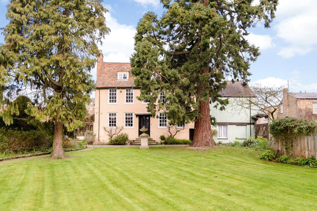 5 Bedrooms Detached House for sale in Ferry Lane, Cambridge, CB4