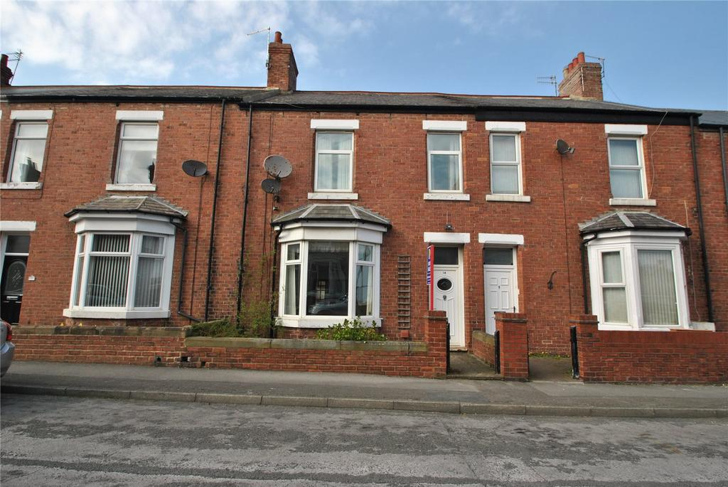 3 Bedrooms Terraced House for sale in Clarence Street, Seaham, Co Durham, SR7