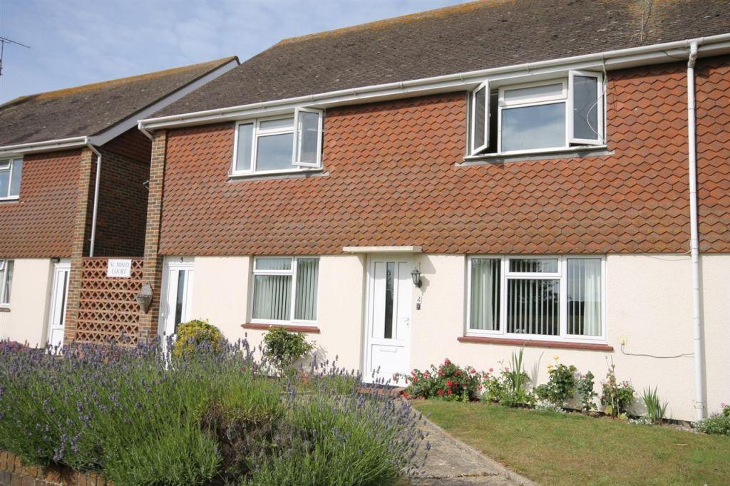 2 Bedrooms Flat for sale in St Malo Court,Sea Lane, Worthing, BN12 5HE