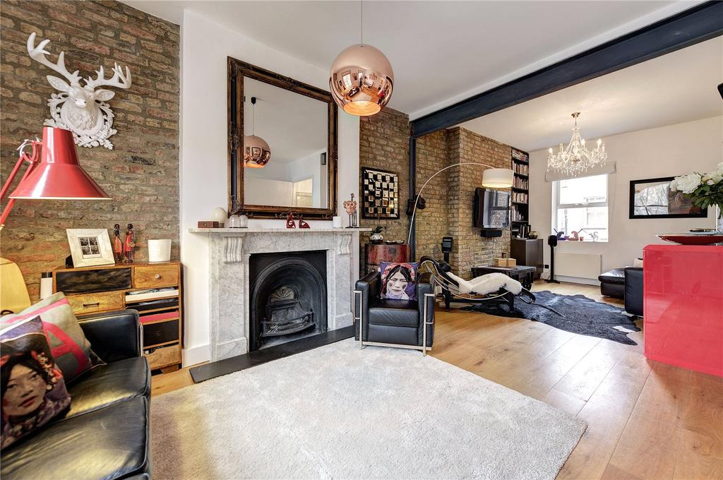 4 Bedrooms Maisonette Flat for sale in Cornwall Crescent, Notting Hill, London, W11