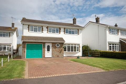 4 bedroom detached house to rent - 12 Yr Efail, Treoes, CF35 5EG