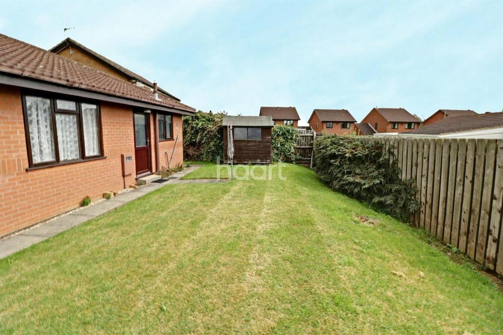 1 Bedroom Bungalow for sale in St Edmunds Court, Grantham,