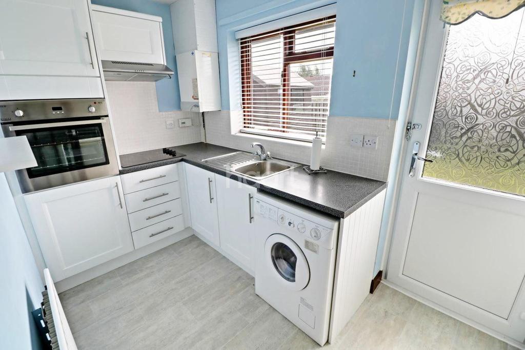 1 Bedroom Bungalow for sale in St Edmunds Court, Grantham,