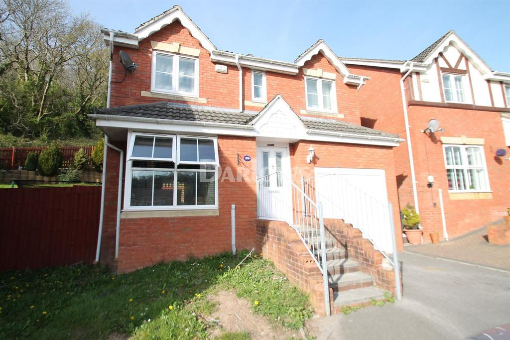 4 Bedrooms Detached House for sale in Heritage Drive, Cardiff