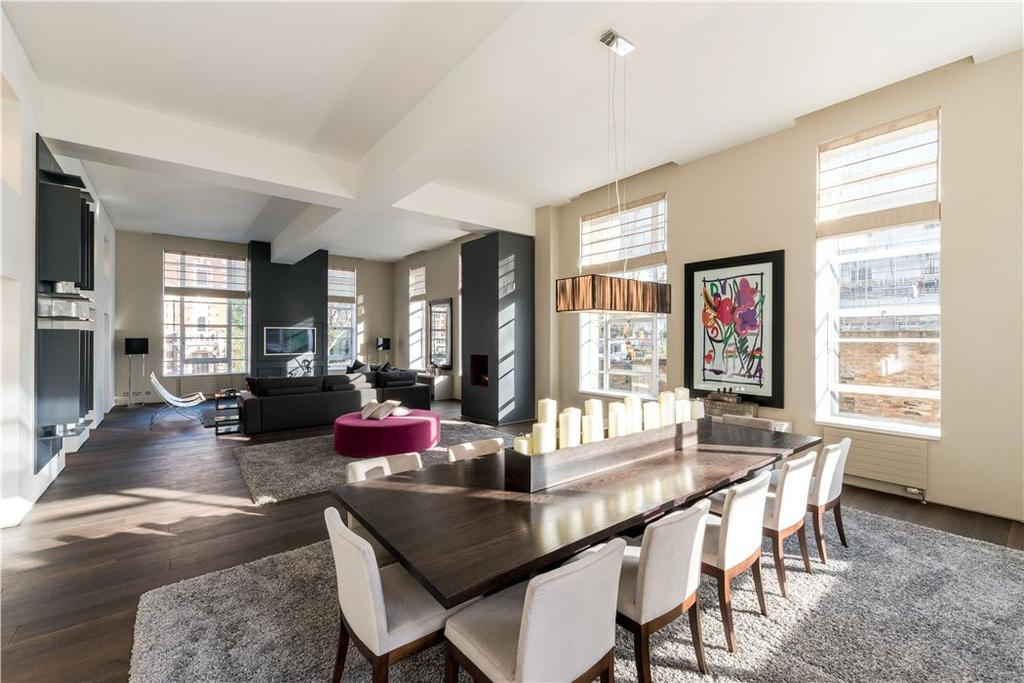 3 Bedrooms Flat for sale in The Yoo Building, Hall Road, St John's Wood, London, NW8
