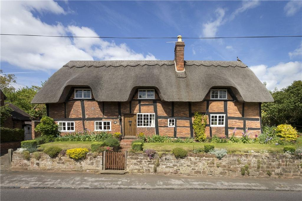 4 Bedrooms Detached House for sale in Birmingham Road, Stoneleigh, Coventry, Warwickshire, CV8
