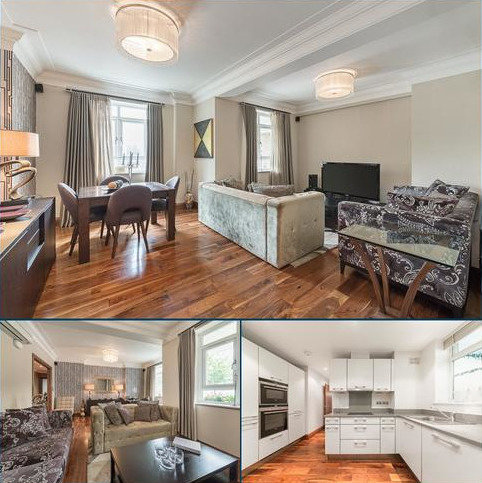 2 bedroom flat to rent - Barrie House, 94 Lancaster Gate, Hyde Park, London, W2