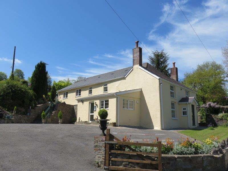5 Bedrooms Land Commercial for sale in Capel Dewi, Carmarthen