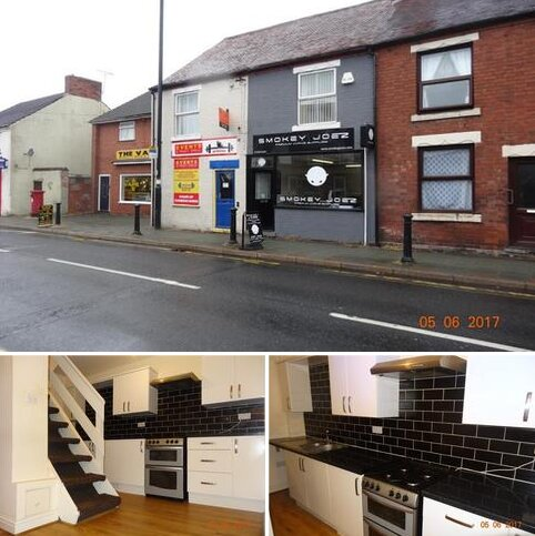 2 bedroom apartment to rent - Cannock Road, Chadsmoor