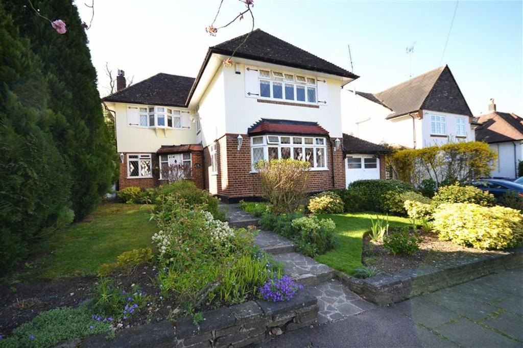 4 Bedrooms Detached House for sale in Priory Close, Totteridge, London