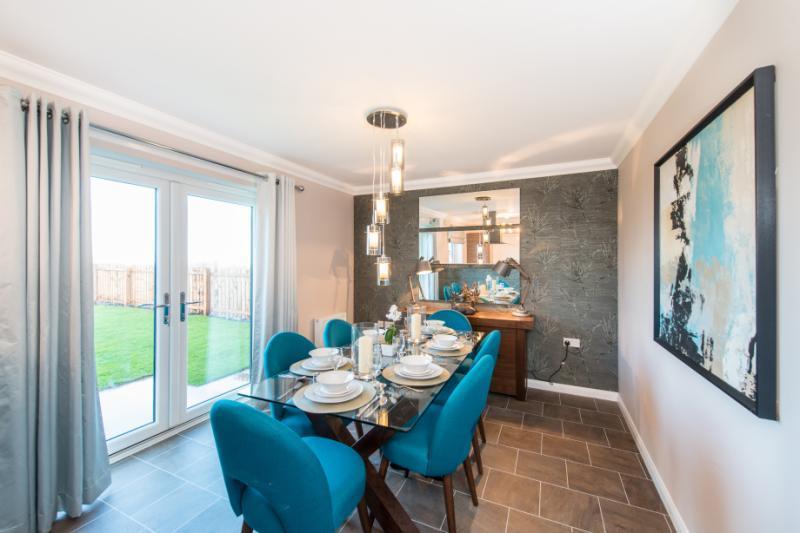 4 Bedrooms Detached House for sale in Plot 13, Castle View, Cousland, Dalkeith, Midlothian