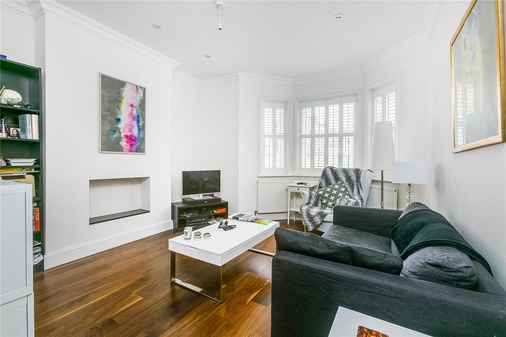 1 Bedroom Flat for sale in Normanhurst Mansions, Vera Road, Fulham, London
