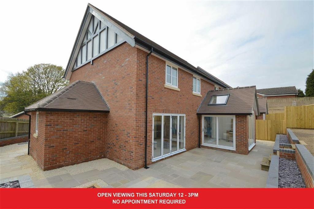 4 Bedrooms Detached House for sale in Ellesmere Road, Harmer Hill, Shrewsbury