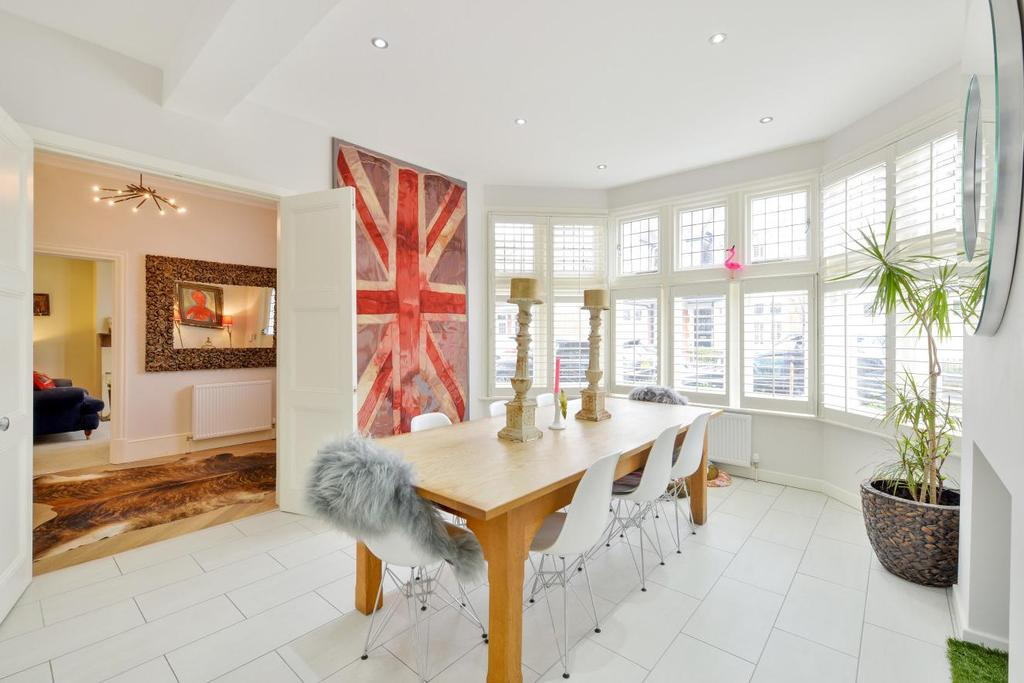 4 Bedrooms Terraced House for sale in Pickwick Road, Dulwich Village, SE21