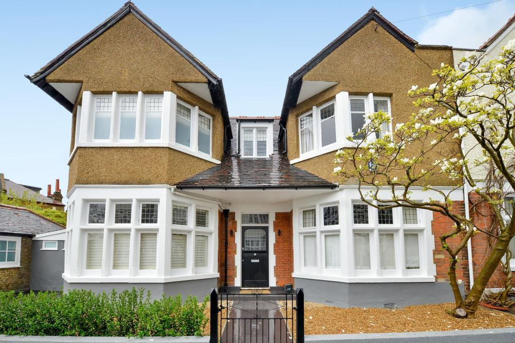 6 Bedrooms Semi Detached House for sale in Pickwick Road, Dulwich Village, SE21