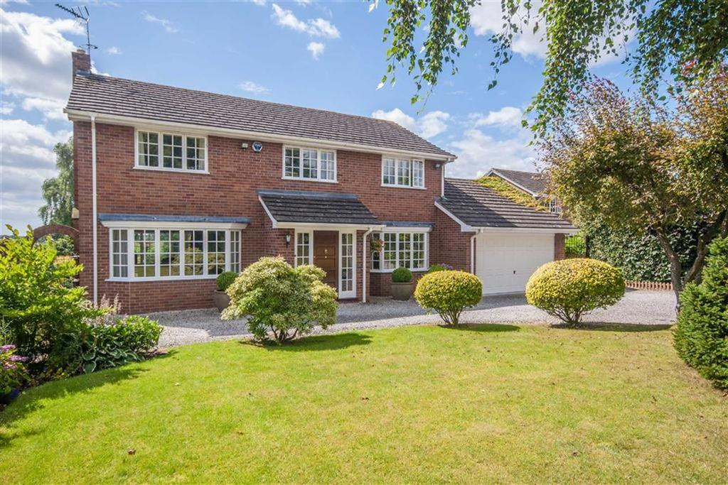4 Bedrooms Detached House for sale in The Knowl, Churton, near Chester, Chester