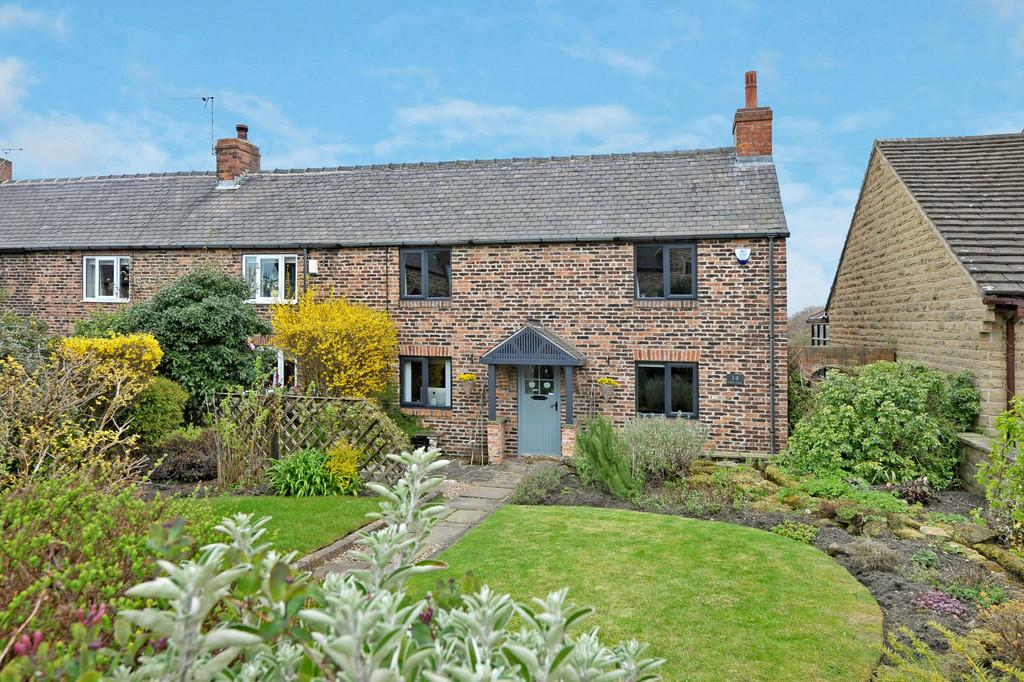 3 Bedrooms Cottage House for sale in Scholes Village, Rotherham