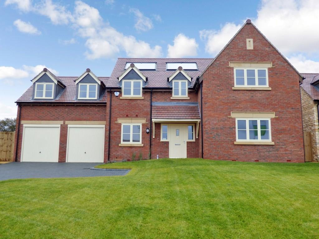 5 Bedrooms Detached House for sale in Plot 20 Weavers Hall