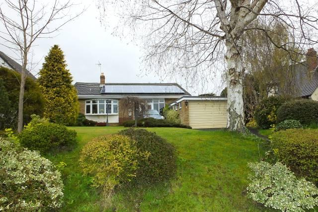 3 Bedrooms Detached Bungalow for sale in Church Lane,Middleton,Staffordshire
