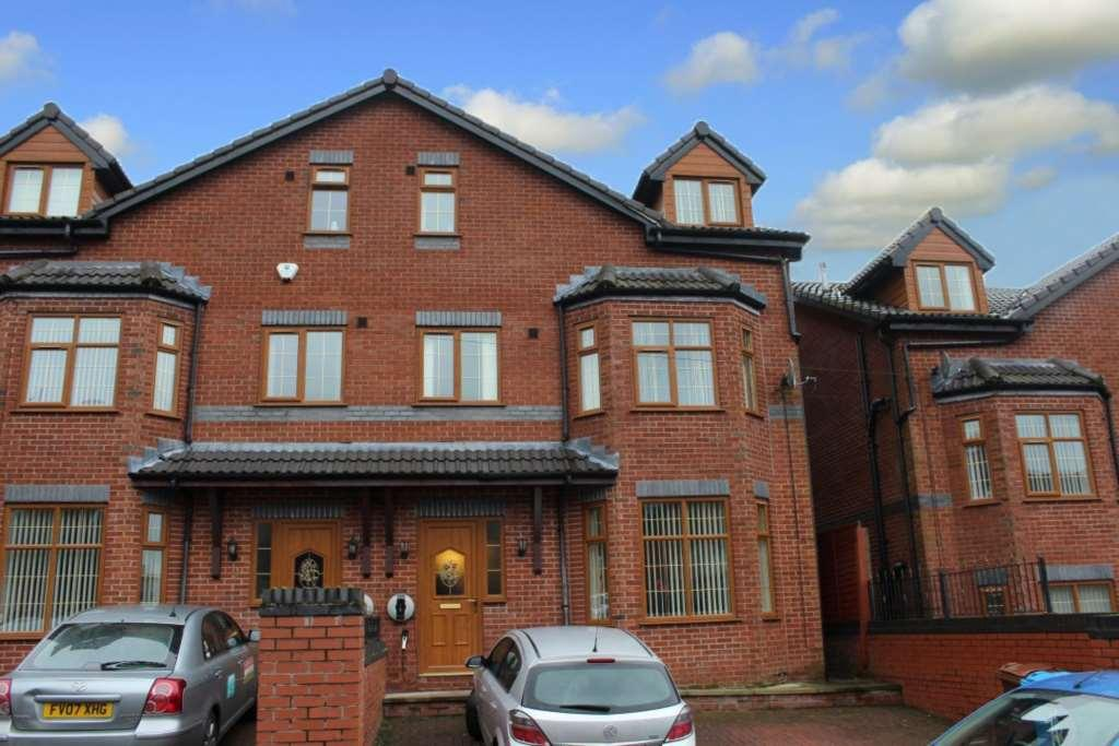 6 Bedrooms Semi Detached House for sale in School House Road, Lees