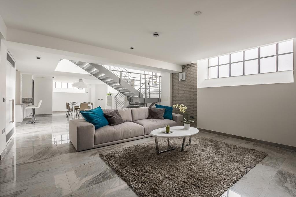 2 Bedrooms Flat for sale in DOUGLAS STREET, SW1P