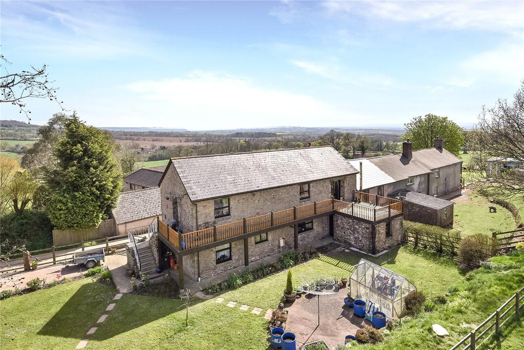3 Bedrooms House for sale in Broadhembury, Honiton, Devon, EX14