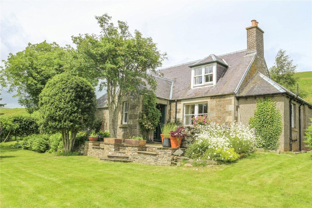 3 Bedrooms Detached House for sale in Eagle's Nest, Mountbenger, Yarrow Valley, Scottish Borders