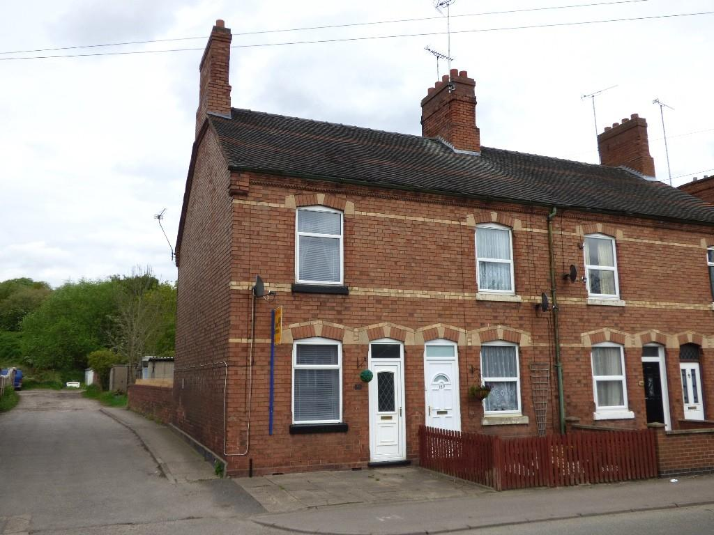 3 Bedrooms End Of Terrace House for sale in Shobnall Road, Burton Upon Trent