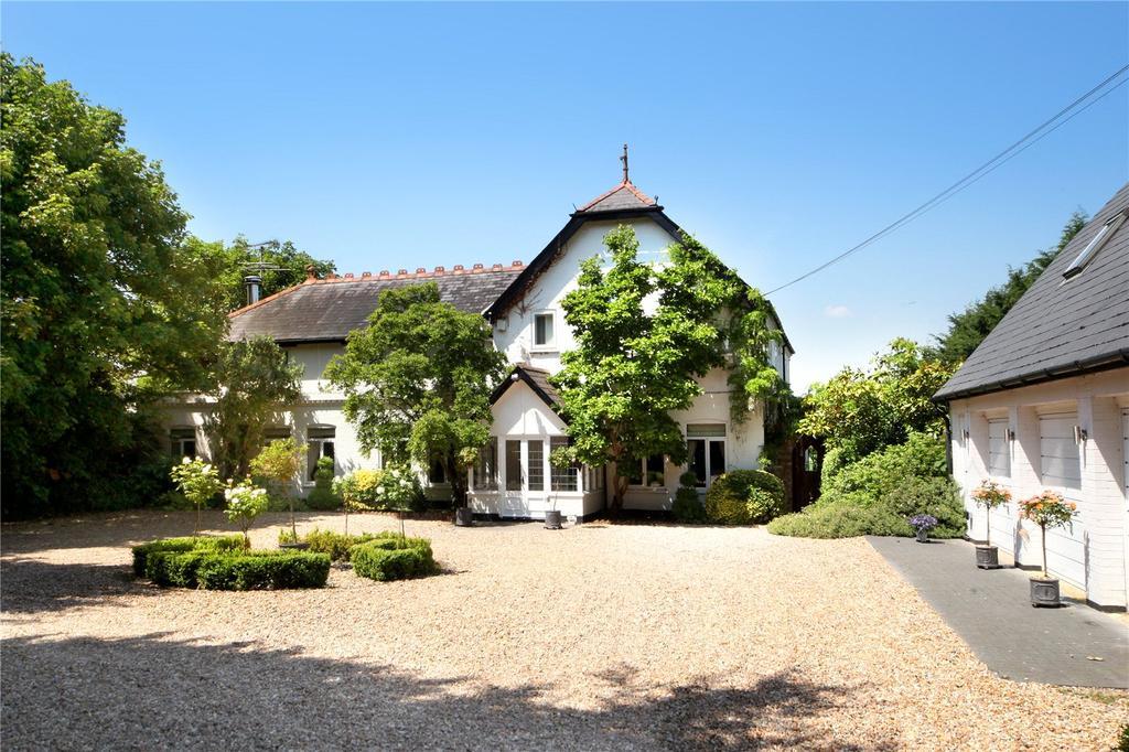 5 Bedrooms Detached House for sale in North Street, Winkfield, Windsor, Berkshire