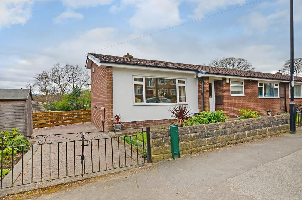 2 Bedrooms Semi Detached Bungalow for sale in Tapton Hill Road, Tapton Hill