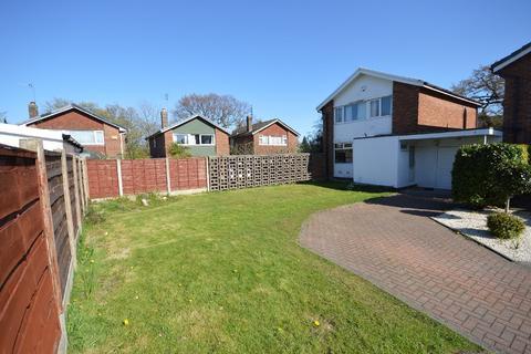 4 bedroom detached house to rent - Burnham Close, Cheadle Hulme
