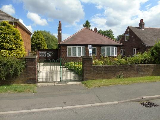 2 Bedrooms Bungalow for sale in 286 Sackup Lane, Staincross, Barnsley, S75 5BA