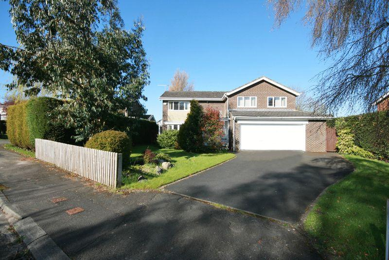 4 Bedrooms Detached House for sale in Meadowvale, Darras Hall, Ponteland, Newcastle-upon-Tyne