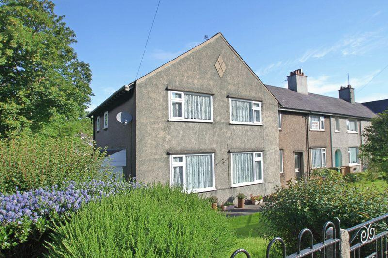 3 Bedrooms End Of Terrace House for sale in Bangor, Gwynedd