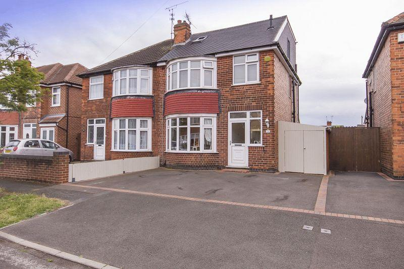 4 Bedrooms Semi Detached House for sale in FRANKLYN DRIVE, ALVASTON