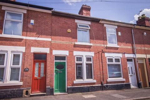 2 bedroom terraced house to rent - WARD STREET, DERBY