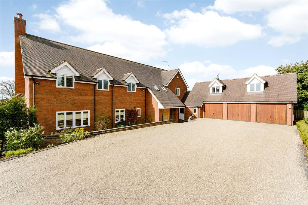 6 Bedrooms Detached House for sale in Kings Road, Chalfont St. Giles, Buckinghamshire, HP8