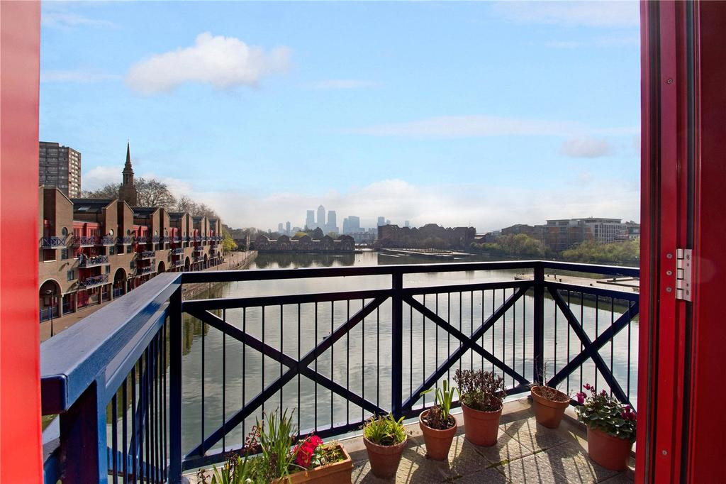 3 Bedrooms Penthouse Flat for sale in Maynards Quay, Wapping, London, E1W