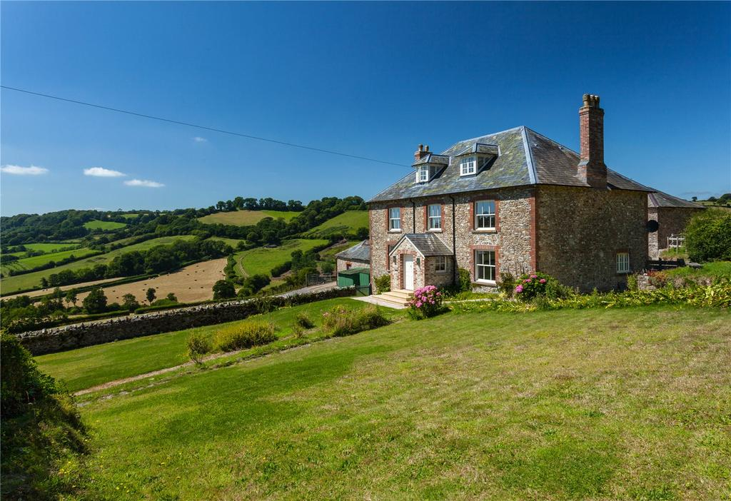 4 Bedrooms Unique Property for sale in Sidbury, Sidmouth, Devon, EX10