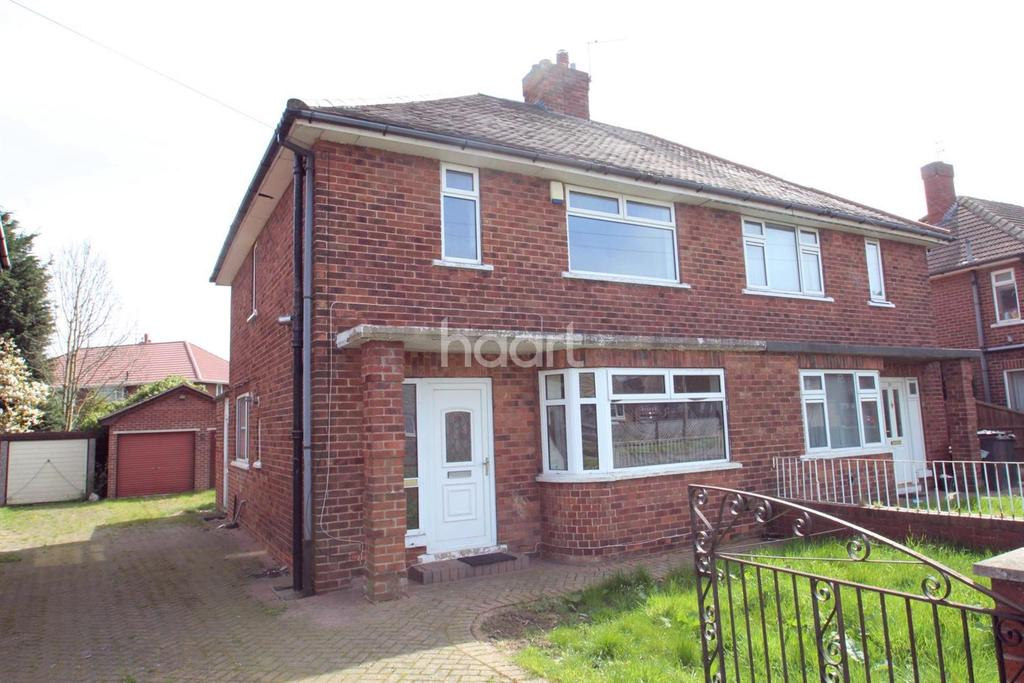 3 Bedrooms Semi Detached House for sale in Queensberry Road, Intake