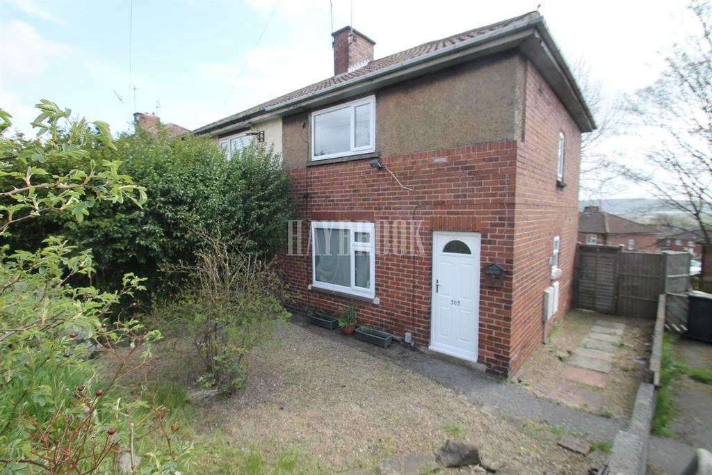 2 Bedrooms Semi Detached House for sale in South Street, Kimberworth