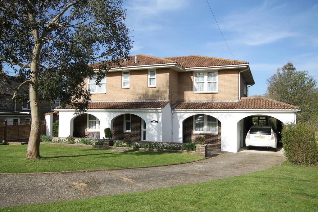 4 Bedrooms Detached House for sale in Brighstone , Isle of Wight